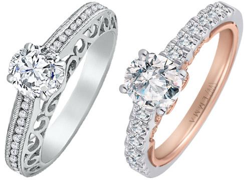 Emma engagement ring