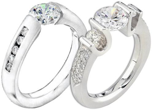 Gelin Abaci engagement ring