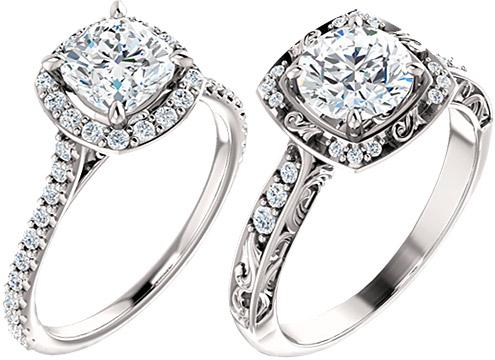 Bridal Showcase engagement ring