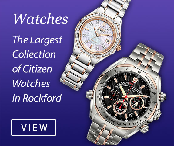 J Kamin Jeweler Citizen watches